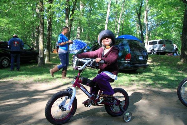 The Annual FBRF Kid's Bike Race