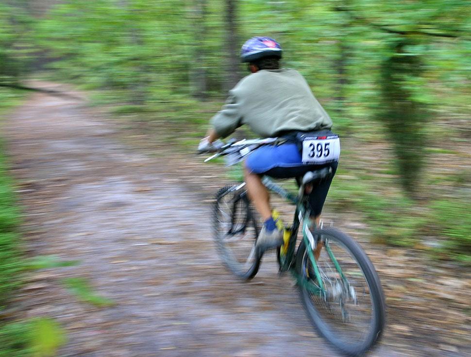 The Annual FBRF Mountain Bike Race